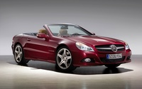 Mercedes-Benz SL-Class [3] wallpaper 1920x1200 jpg