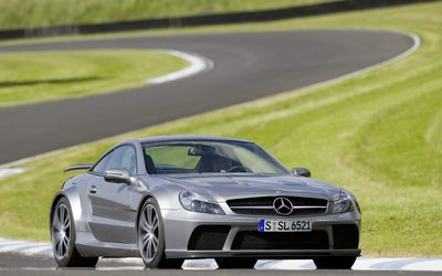 Mercedes-Benz SL65 AMG wallpaper