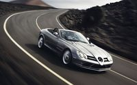 Mercedes-Benz SLR McLaren [5] wallpaper 1920x1200 jpg