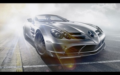 Mercedes-Benz SLR McLaren wallpaper