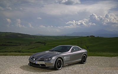 Mercedes-Benz SLR McLaren [11] wallpaper