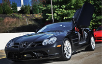 Mercedes-Benz SLR McLaren [8] wallpaper 1920x1200 jpg