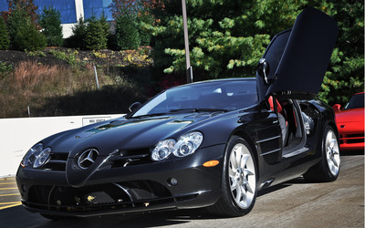 Mercedes-Benz SLR McLaren [8] wallpaper