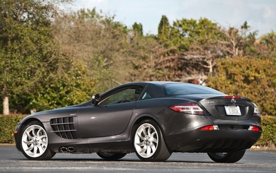 Mercedes-Benz SLR McLaren [6] wallpaper