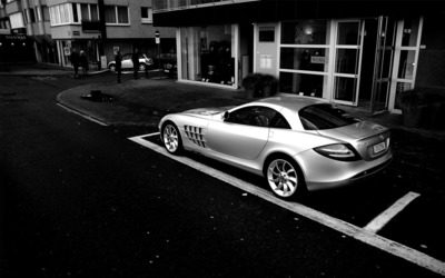 Mercedes-Benz SLR McLaren [12] wallpaper