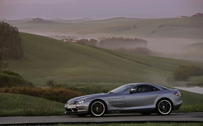 Mercedes-Benz SLR McLaren [13] wallpaper