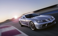 Mercedes-Benz SLR McLaren 722 Edition wallpaper 1920x1080 jpg