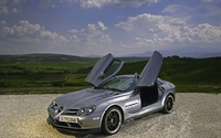 Mercedes-Benz SLR McLaren 722 Edition [2] wallpaper 1920x1080 jpg