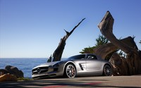 Mercedes-Benz SLS AMG [2] wallpaper 1920x1200 jpg
