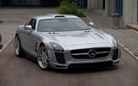 Mercedes-Benz SLS AMG [13] wallpaper 1920x1200 jpg
