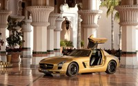 Mercedes-Benz SLS AMG [15] wallpaper 1920x1200 jpg