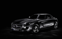 Mercedes-Benz SLS AMG [21] wallpaper 1920x1200 jpg