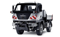 Mercedes-Benz Unimog wallpaper 1920x1200 jpg