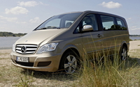Mercedes-Benz Viano V6 wallpaper 1920x1200 jpg