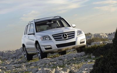 Mercedes-Benz Vision GLK Freeside wallpaper
