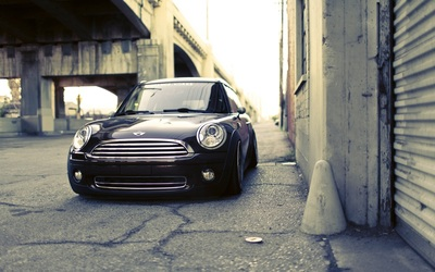 Mini Cooper [2] wallpaper