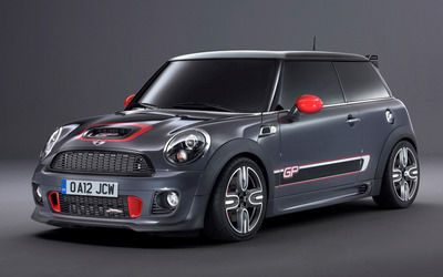 MINI Cooper John Cooper Works wallpaper