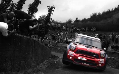 Mini Cooper WRC wallpaper