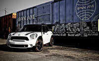 Mini Countryman wallpaper 1920x1200 jpg