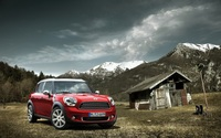 Mini Countryman [2] wallpaper 2560x1600 jpg