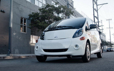 Mitsubishi i-MiEV wallpaper