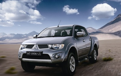 Mitsubishi L200 wallpaper