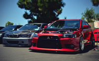 Mitsubishi Lancer Evolution [3] wallpaper 1920x1200 jpg