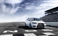 Mitsubishi Lancer Evolution [9] wallpaper 1920x1200 jpg