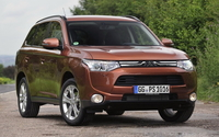 Mitsubishi Outlander wallpaper 1920x1200 jpg