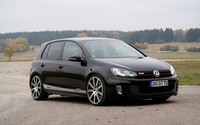 MTM Volkswagen Golf VI wallpaper 1920x1200 jpg