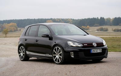 MTM Volkswagen Golf VI wallpaper