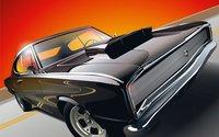 Muscle car wallpaper 1920x1200 jpg