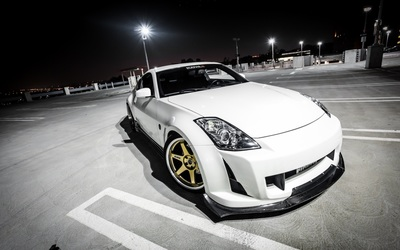 Nissan 350Z [4] wallpaper
