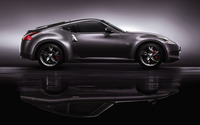 2010 Nissan 370Z wallpaper 2560x1600 jpg