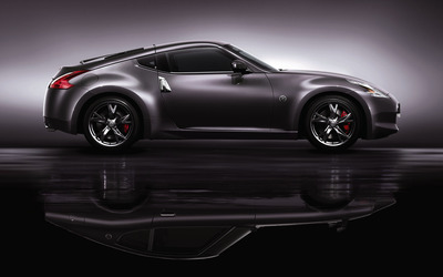 2010 Nissan 370Z wallpaper