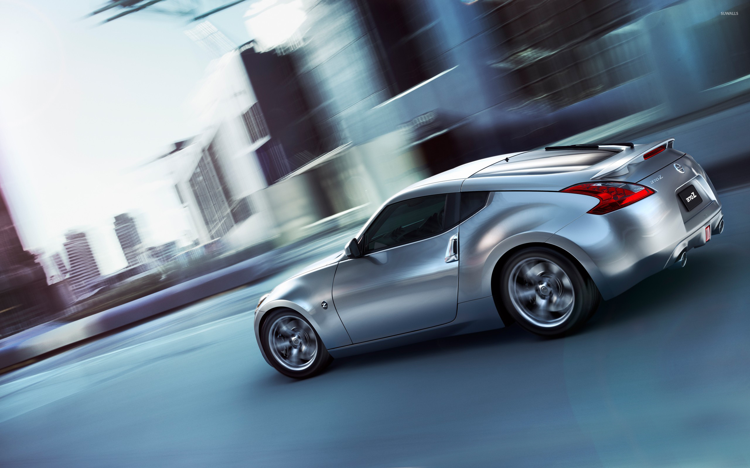 Nissan 370Z [2] Wallpaper