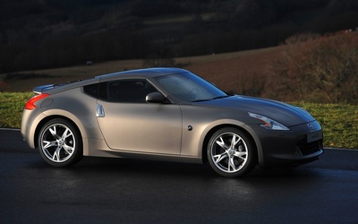 Nissan 370Z [4] wallpaper