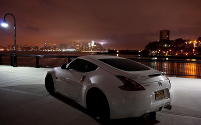 Nissan 370Z [5] wallpaper