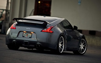 Nissan 370Z wallpaper 1920x1200 jpg