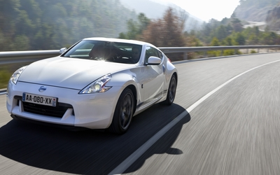 Nissan 370Z GT wallpaper