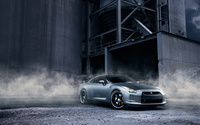 Nissan GT-R [9] wallpaper 1920x1200 jpg