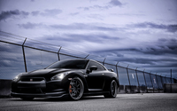 Nissan GT-R [15] wallpaper 1920x1200 jpg