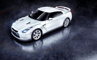 Nissan GT-R [11] wallpaper 1920x1200 jpg