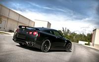 Nissan GT-R [13] wallpaper 2560x1600 jpg