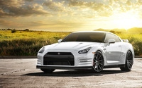 Nissan GT-R [12] wallpaper 1920x1200 jpg