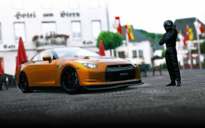 Nissan GT-R [29] wallpaper