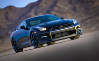 Nissan GT-R [30] wallpaper 1920x1200 jpg