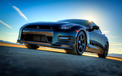 Nissan GT-R [25] wallpaper