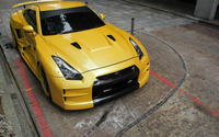Nissan GT-R [26] wallpaper 1920x1200 jpg