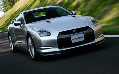 Nissan GT-R [6] wallpaper